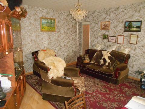 4комнатная квартира в центре, ул.Высоковольтная, д.18, г.Рязань. - Фото 2