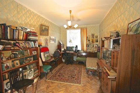 2 комн.кв, м. Комсомольская, ул. Краснопрудная, дом 1 - Фото 2