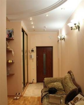 Сдается 3 к квартира в Москва, улица Минская, дом 1гк2. - Фото 4