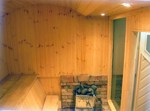 Деревянный коттедж на 25 человек в Константиново - Фото 4