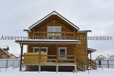 Боровки. Новый дом для круглогодичного проживания в жилом поселке. - Фото 2