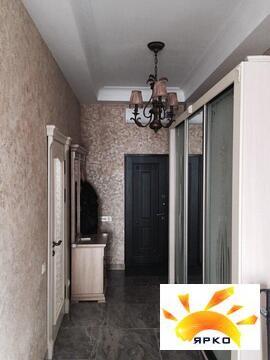 Красивая квартира в Алупке с камином 67м2 - Фото 5