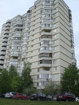 Продам 3-х комн квартиру г.Москва Братеевская ул, дом16кор6 - Фото 1