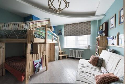 Квартира в камерном элитном особняке