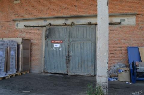 Производственно-складское помещение на Киевском шоссе. - Фото 5