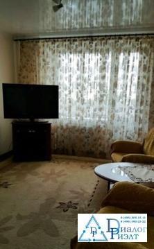 Комната в 2-комнатной квартире в Москве, до метро Выхино 20 мин пешком - Фото 1