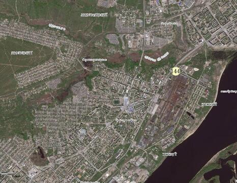 Земельный участок под развитие в тзр пр.Ленина,144