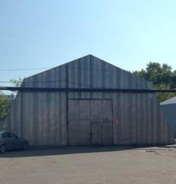 Аренда — холодный склад-ангар 352 м2 м. Водный стадион - Фото 1