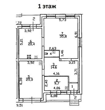 Продам двухэтажную квартиру 320 кв. м, Санкт-Петербург, Стрельна - Фото 1