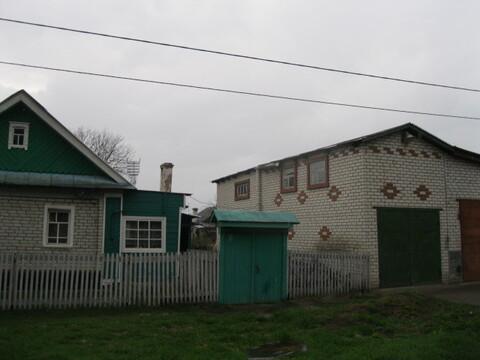 Кленовая 3-я 38 дербышки советский полдома и гараж двухэтажный - Фото 2