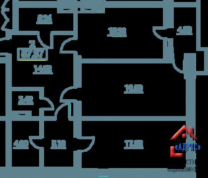 """2-х комнатная квартира в г. Севастополе ЖК """"Marina deluxe"""" - Фото 5"""