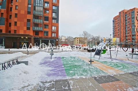 2-к. квартира 60 м2 ул. Пресненский Вал, 14 к.1 - Фото 2