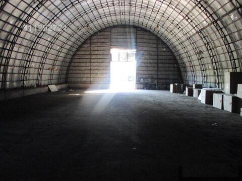 Под склад, ангар из металлоконструкций, неотапл, выс.: 8 м, пол бетон - Фото 2