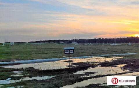 Земельный участок 13,57 соток в Новой Москве, 20км от МКАД. - Фото 1