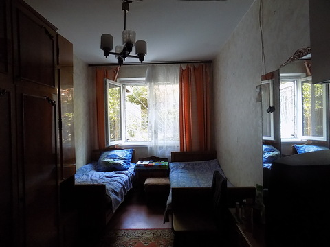 Комната в двухкомнатной квартире пер. Свердлова. - Фото 4