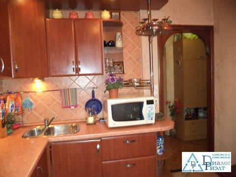 Продается двухкомнатная квартира рядом с метро Рязанский проспект - Фото 4