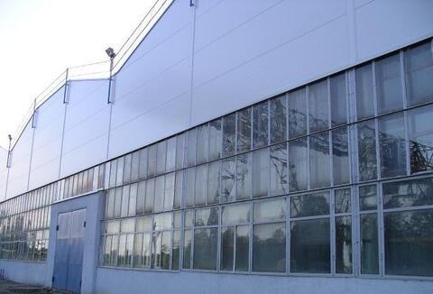 Продам производственно-складской комплекс 6700 кв.м. - Фото 1