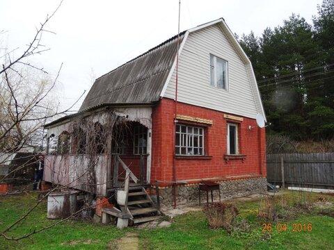 Продается 2-х этажный дом в СНТ г.Кубинка! - Фото 2