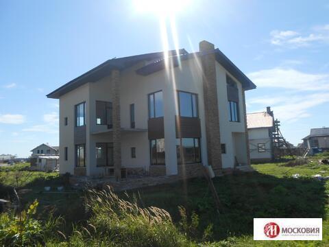 Дом 320 кв.м, участок 12 соток, 30 км. от МКАД по Калужскому шоссе - Фото 1