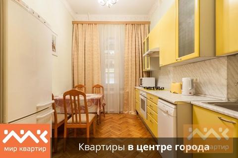 Аренда квартиры, м. Гостиный двор, Островского ул. 5 - Фото 1