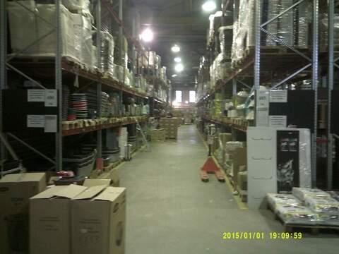 Производственно-складское теплое помещение 4930 м2 - Фото 3