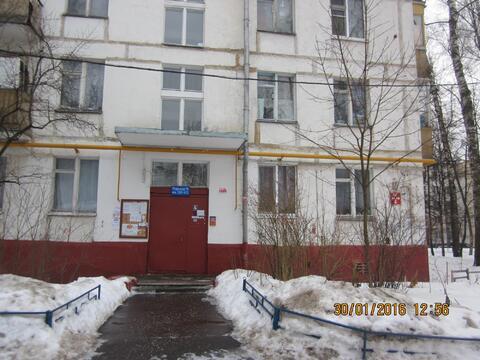 2-х комнатная кв-ра рядом с Зюзинским парком и прудом - Фото 4