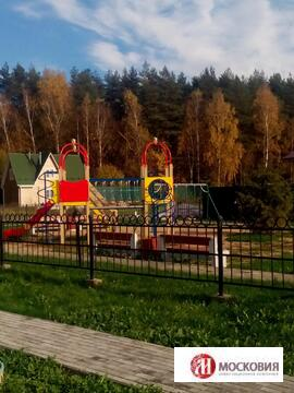 Прилесной участок 12 соток в Москве, ИЖС, 32 км по Калужскому шоссе - Фото 3