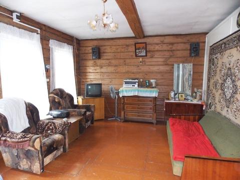 Ухоженный жилой бревенчатый дом с газовым отоплением в Иваново - Фото 2