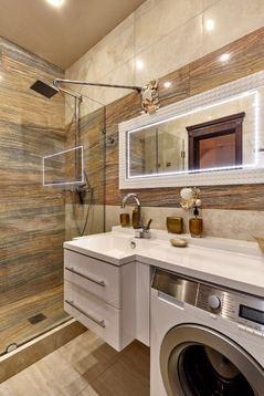 Продажа 3 кв. в доме премиум-класса, дизайнерский ремонт - Фото 4