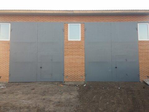 Сдам новый большой капитальный гараж в г. Сосновоборске площадью 216 к - Фото 1