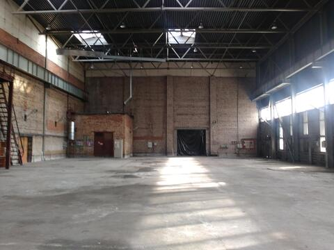 Производственно-складское помещение 1300 кв.м.400 квт - Фото 2