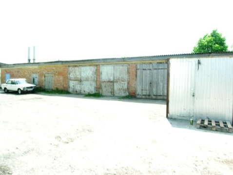 Продается отдельный гараж, 109.5 кв.м - Фото 1