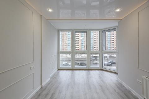 Отличная квартира с евроремонтом и панорамным видом! - Фото 4