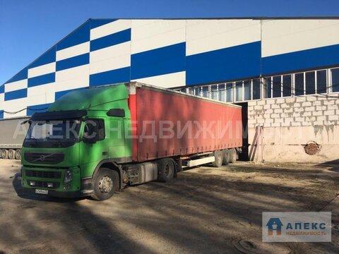 Аренда помещения пл. 780 м2 под склад, производство, Домодедово . - Фото 1