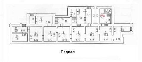 Аренда офис г. Москва, м. Университет, пр-кт. Ленинский, 52 - Фото 5