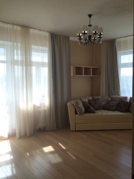 2х комнатная кваритра в Зеленом береге с ремонтом и мебелью - Фото 2