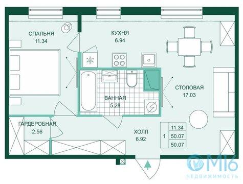 Объявление №42072859: Квартира 1 комн. Санкт-Петербург, Аптекарский пр-кт.,