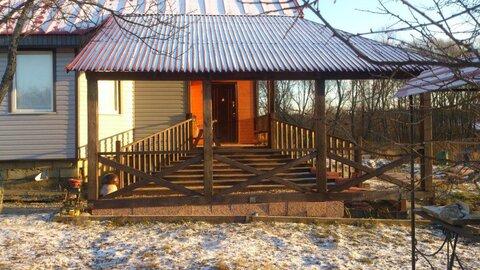 Эксклюзив! Продается дом в деревне Ореховка на берегу пруда. - Фото 5