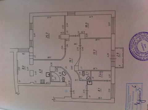 4х комнатная квартира в центре Самары, ул. Галактионовская - Фото 3