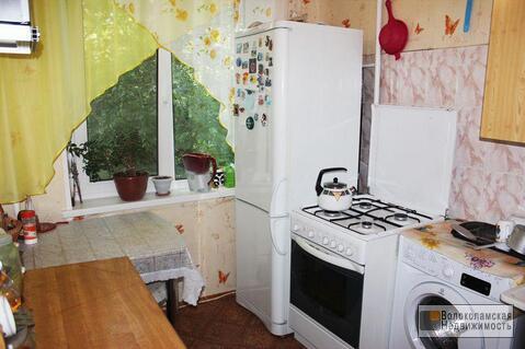 1-комнатная квартира в Волоколамске, 3й этаж, балкон, станция рядом - Фото 4