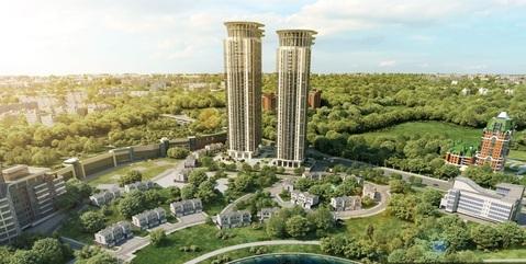 Предлагается в продажу прекрасная, видовая квартира на 30 этаже корпус - Фото 4