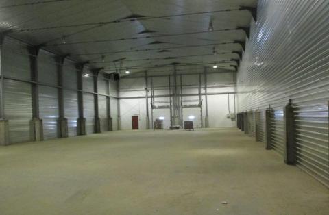 Аренда склада в Железнодорожном - Фото 1