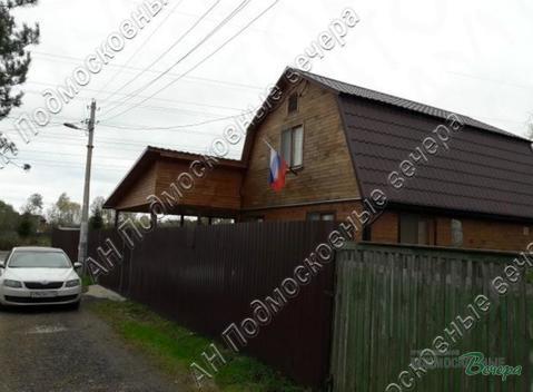 Носовихинское ш. 36 км от МКАД, Воровского, Дача 72 кв. м - Фото 2