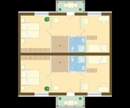 Продается Таун-хаус 77 м2 с инд уч 2 сот в кп Смольный в 18 км от КАД - Фото 5