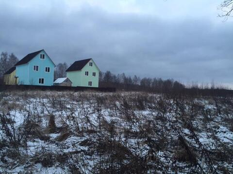 Участок 10 соток пос. Любучаны Чеховский р-н, 38 км от МКАД. - Фото 2