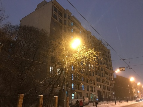 2 –комнатная квартира, Наставнический пер, д.3 - Фото 1