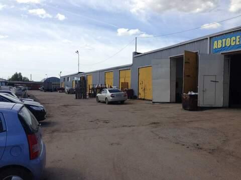 Продажа: производственно-складская база 2410 м2 - Фото 2