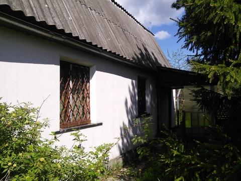 Участок с домом рядом с Истринским водохранилищем - Фото 1