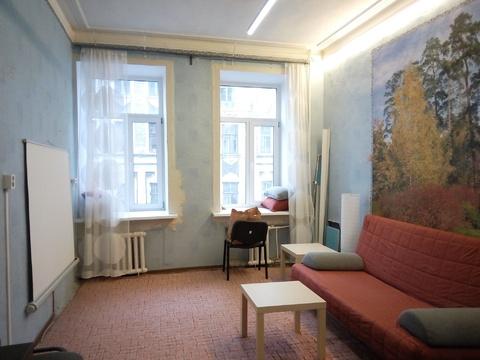 Продается светлая комната 20.6 м.кв, м.Горьковская - Фото 3