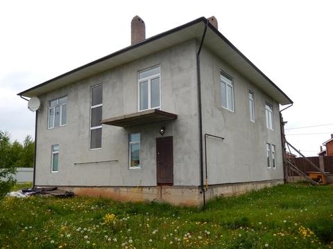 Дом, Варшавское ш, Симферопольское ш, Калужское ш, 32 км от МКАД, . - Фото 1